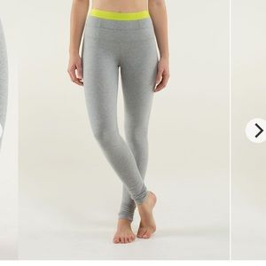 lululemon athletica Pants & Jumpsuits - Lululemon high waisted yoga pants
